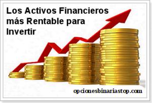 activos financieros mas rentables