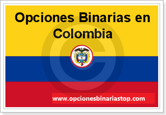 Broker colombia para opciones binarias