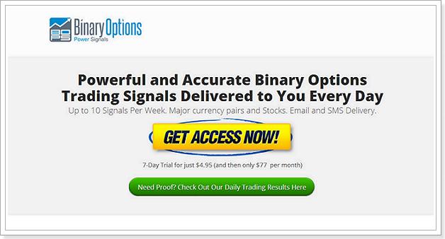 Corredores de EE. UU. de opciones binarias