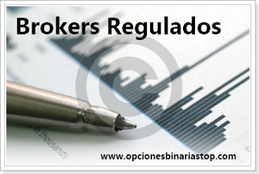 brokers regulados