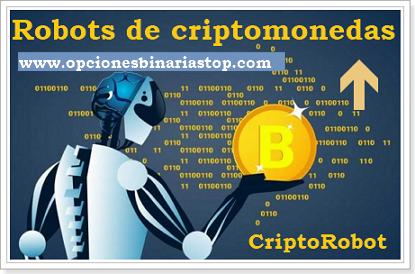 Robots criptomonedas